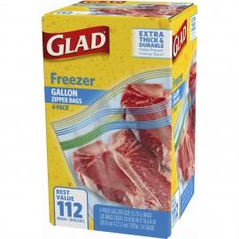 Glad 1-Gal. Plastic Zipper...