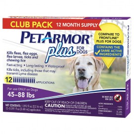 PetArmor Plus Flea, Tick...