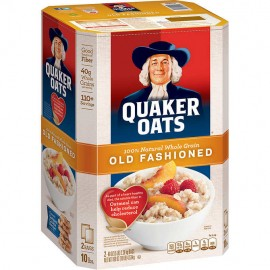 Quaker Oats Old Fashioned...