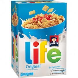 Quaker Life Cereal,...