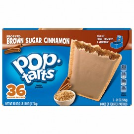 Pop Tarts Frosted Brown Sugar Cinnamon, 21 oz., 3-count