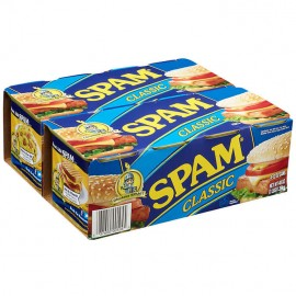 Hormel Classic Spam, 12 oz, 8-count