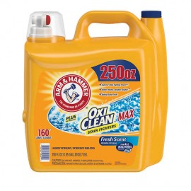 Arm & Hammer plus OxiClean...