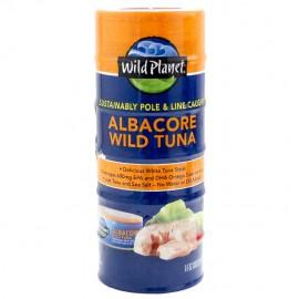 Wild Planet Wild Albacore Tuna 5 oz, 6-count