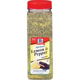 McCormick Lemon & Pepper...