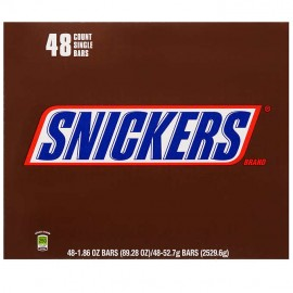 Snickers, 1.86 oz, 48-count