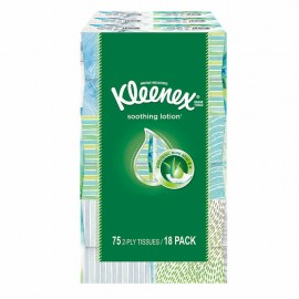 Kleenex Lotion Upright...