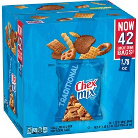 Chex Mix Traditional Snack...
