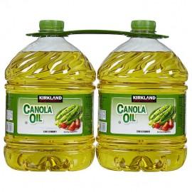 Kirkland Signature Canola Oil 2.84 L, 2-count