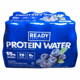 Blueberry Protein Water...