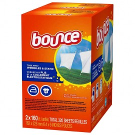 Bounce Dryer Sheets Outdoor...