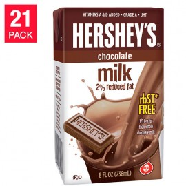 Hershey's Chocolate 2% Milk...