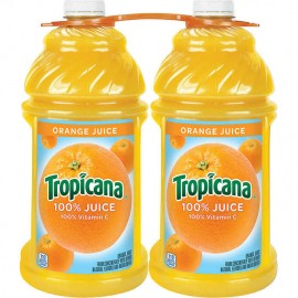 Tropicana 100% Orange Juice...