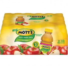 Mott's Apple Juice, 8...