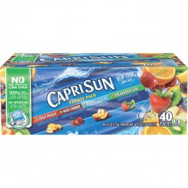 Capri Sun Juice, Variety...