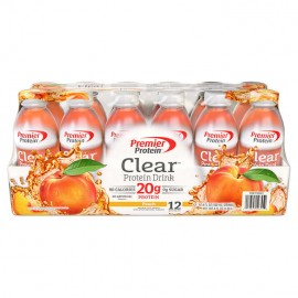 Clear Protein Drink, Peach,...